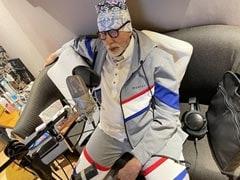 "Amitabh Bachchan Gets COVID-19 Vaccine Shot, Tweets ""All Well"""