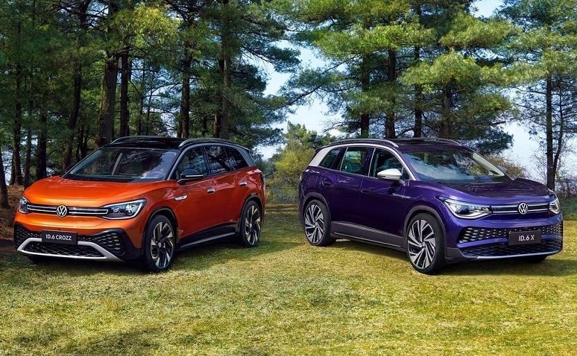 Volkswagen ने पेश की 7-सीटर इलेक्ट्रिक SUV, सिंगल चार्ज में दौड़ेगी 588 किलोमीटर