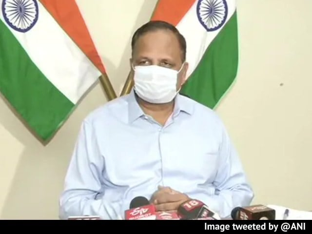 Video : Only 4 Hours' Oxygen At Hospital: Delhi Health Minister's SOS To Centre