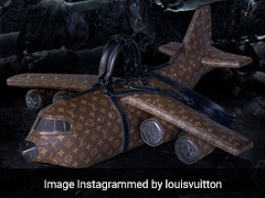 Netizens Can't Get Over Louis Vuitton's Latest Airplane-Shaped Handbag