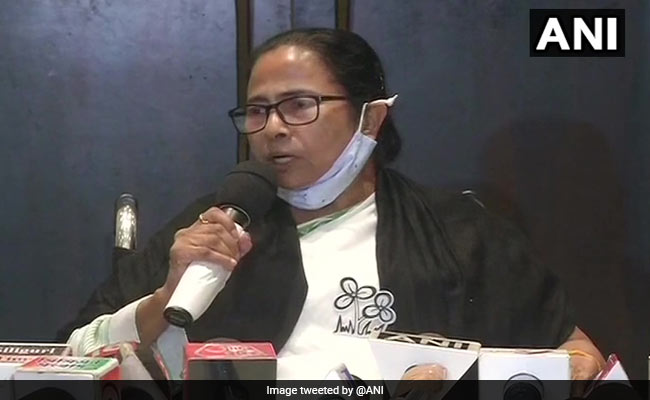 'Genocide': Mamata Banerjee On Violence Outside Bengal Polling Booth