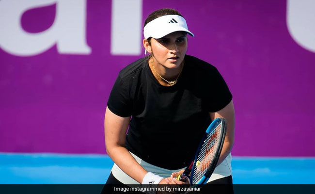Sania Mirza On The Things She Heard Growing Up As A Girl Who Played Sports