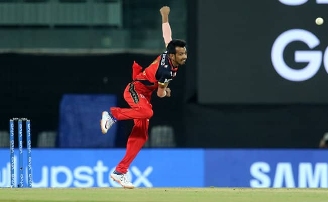 Yuzvendra Chahal plays 100th T20 for RCB only 3rd to do so IPL 2021