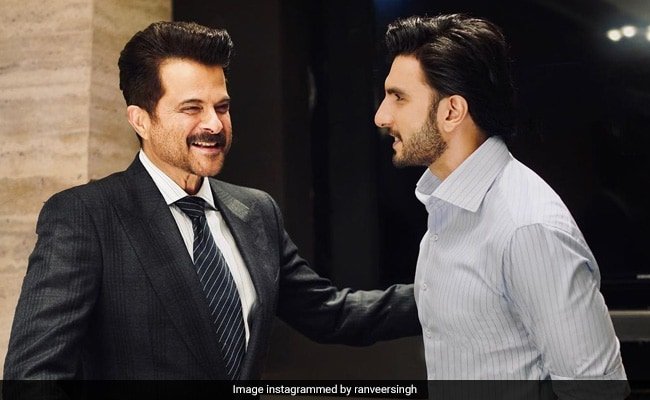 Ranveer Singh Is Anil Kapoor's No 1 Fan (If You Didn't Already Know)