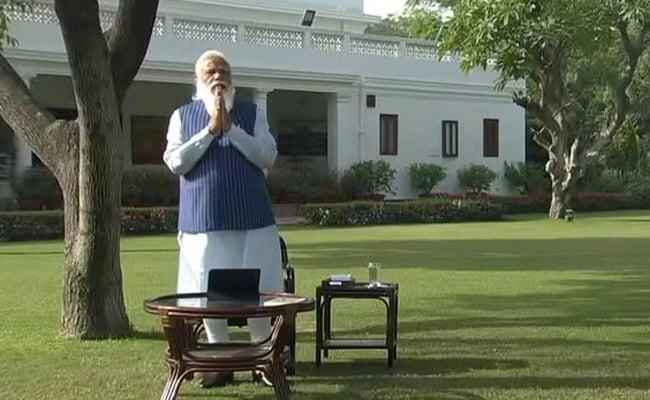 On Pariksha Pe Charcha, PM Modi Asks Students To Shed Exam Fear