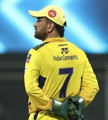 What MS Dhoni Said About 'Getting Old And Being Fit' After CSK Beat RR
