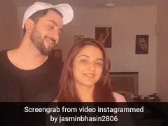 Jasmin Bhasin ने Aly Goni से पूछा- मेरे डैडी को कौन मनाएगा? तो फैंस बोले- हमें ले चलना..देखें Video