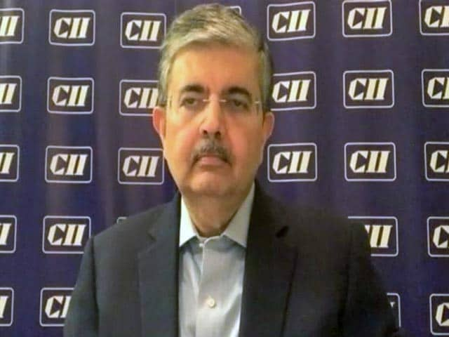 Video : NDTV Solutions Summit: This Is Crisis Time, Says CII Chief Uday Kotak On 2nd Wave