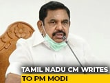 """Video : """"Can Lead To Major Crisis"""": Tamil Nadu's EPS To PM On Diversion Of Oxygen"""
