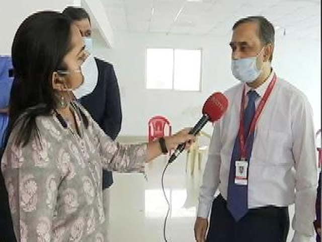 Video : Vaccine Push For Corporates, Camps At Gurgaon Offices For Employees
