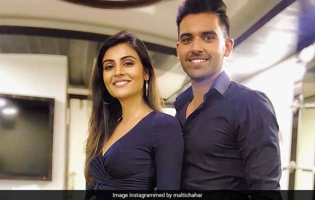 Deepak Chahar Crosses 50 Wickets In IPL, Sister Malti Has This To Say