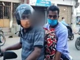 Video : Refused Ambulance, Son And Son-In-Law Carry Andhra Tribal Woman's Body On Bike