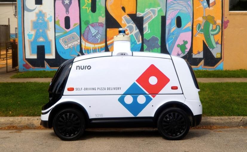 Domino's Launches Autonomous Pizza Delivery In The US
