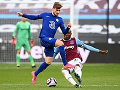 Premier League: Timo Werner's Goal Tightens Chelsea's Grip On Top Four After 1-0 Win Over West Ham United