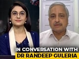 """Video : """"Micro-Lockdowns, Travel Restrictions Needed"""": Delhi AIIMS Director On Covid Surge"""