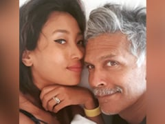 """Still Seems Like Yesterday"": Milind Soman's Wish For Ankita Konwar On Their 3rd Wedding Anniversary"
