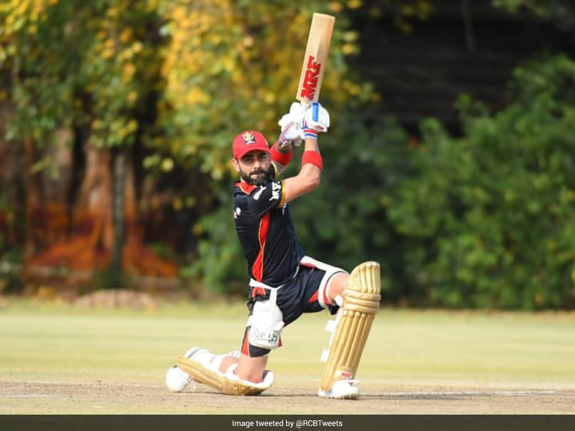 """IPL 2021: RCB Photographer """"Got A Raise For Capturing Perfection"""" With This Pic Of Virat Kohli"""