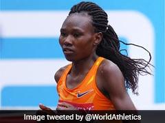 Kenya's Ruth Chepngetich Smashes Half Marathon World Record