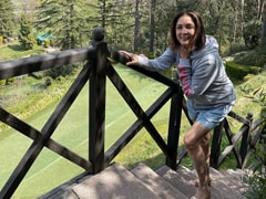 Neena Gupta, Back To Mukteshwar, Shares A Glimpse Of Her Life In The Hills