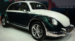 Beetle Lookalike Ora Punk Car Attracts VW Legal Department