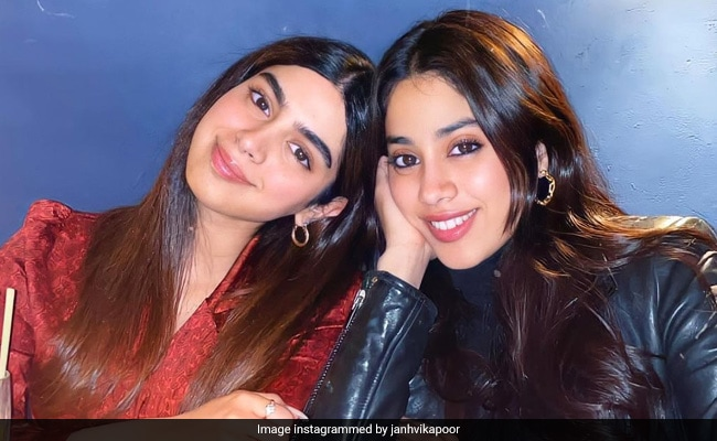 Janhvi And Khushi Kapoor Take Over New York. See Pics