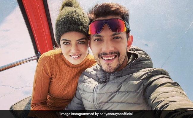 Aditya Narayan And Wife Shweta Agarwal Test Positive For COVID-19