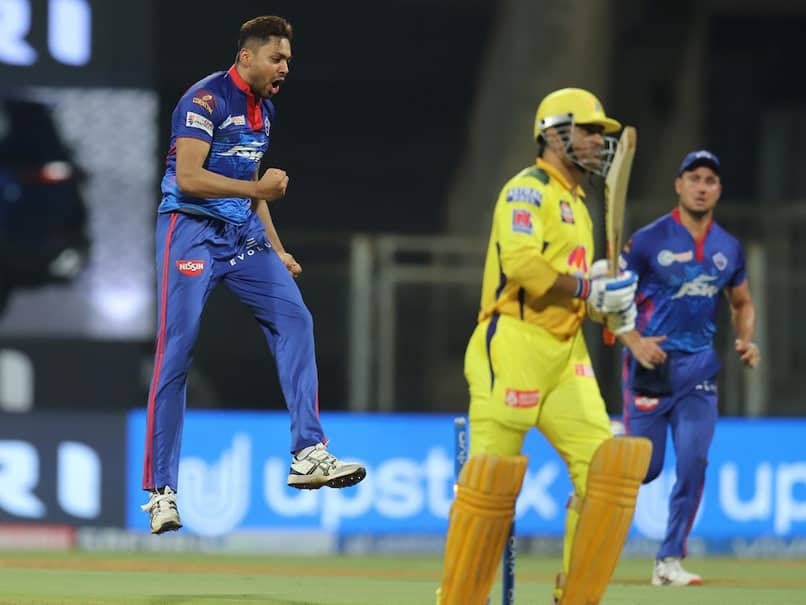 CSK vs DC: Young Avesh Khan dream turns out to be true against csk after 3 year, tall medium pacer reveals