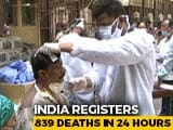 Video : 1,52,879 Fresh Coronavirus Cases In India In Biggest-Ever One-Day Spike