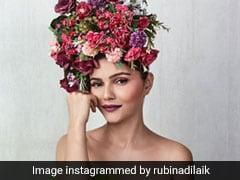 Rubina Dilaik Makes Waves In A Look Similar To Deepika Padukone's 2019 Cannes Ensemble