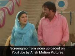 Sapna Choudhary Video: सपना चौधरी के 'बटेऊ कंजूस' हरियाणवी सॉन्ग का गदर, ठेठ अंदाज में दिखीं देसी क्वीन