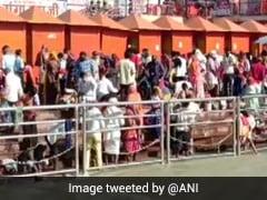 Curfew In Uttarkhand's Haridwar After Kumbh Mela's Final <i>Shahi Snan</i>