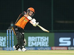 """""""Took Too Many Balls"""": SunRisers Hyderabad Skipper David Warner Blames His Slow Fifty For Defeat Against Chennai Super Kings"""