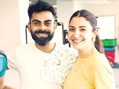 What The Internet Noticed In This Pic Of Anushka Sharma And Virat Kohli