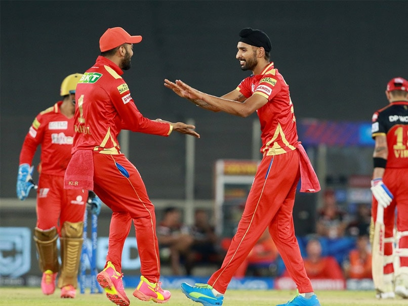PBKS vs RCB IPL 2021: KL Rahul, Harpreet Brar Power Punjab Kings To 34-Run Victory vs Royal Challengers Bangalore