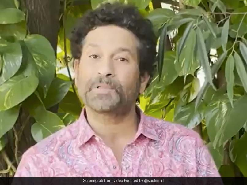 Watch: Sachin Tendulkar Thanks Fans For Birthday Wishes, Urges To Donate Blood Plasma For Covid-19 Patients