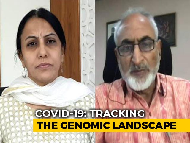 Video : Can't Catch Virus Variants Without Genome Sequencing: Top Scientist