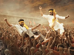 "How 'RRR' Stars Ram Charan And Jr NTR Made Sure You Have A ""Happy Ugadi"""