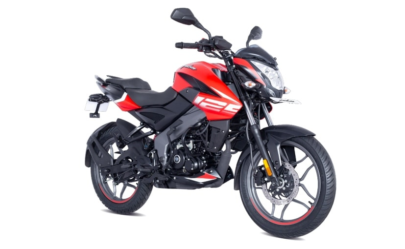 The Bajaj Pulsar NS125 is offered in four colours - Burnt Grey, Pewter Grey, Beach Blue & Fiery Orange