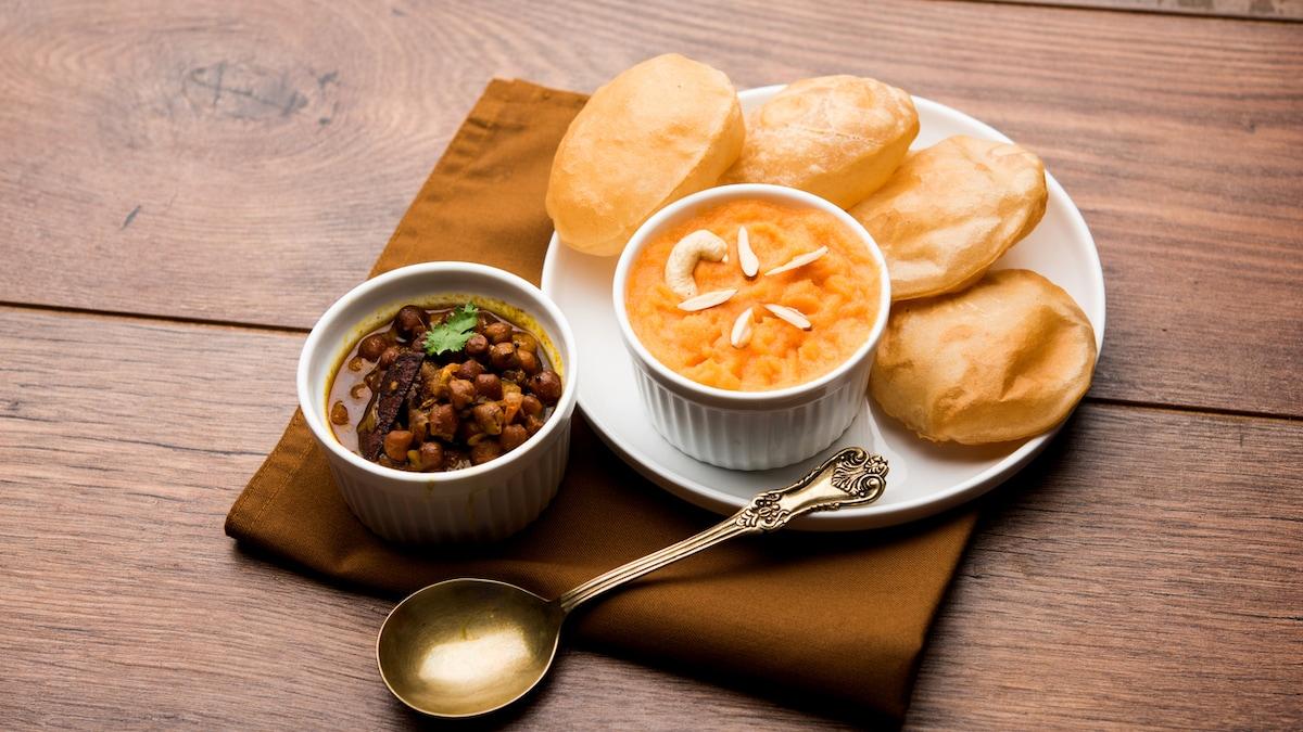 Ram Navami 2021: Halwa-Puri-Chana Make A Classic Festive Treat - Recipes Inside