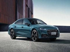 2021 Audi A7 L Unveiled For Chinese Market