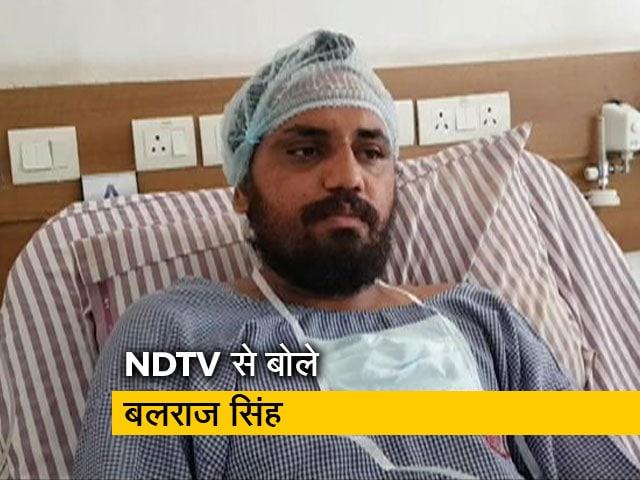 Videos : सिख जवान ने ग्रेनेड से घायल SI के पैर में पगड़ी बांधकर बचाई जान