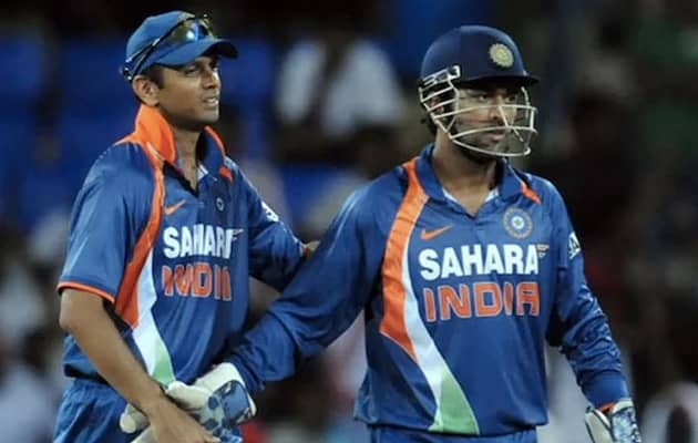 """Thats The Way You Play?"": Sehwag Recalls Dravid Losing Cool On Dhoni"