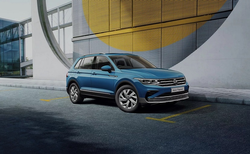The 2021 Volkswagen Tiguan facelift will be a petrol only model.