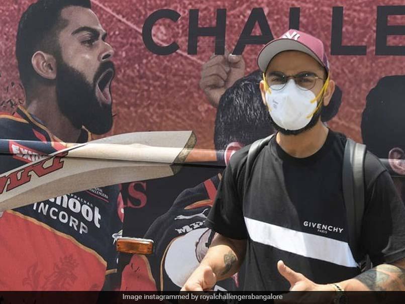 Virat Kohli Joins Royal Challengers Bangalore Squad In Chennai Ahead Of IPL 2021 | Cricket News