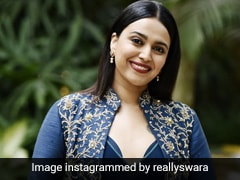 Swara Bhasker's Birthday Eve Was Full Of 3 Surprise Cakes (See Video)