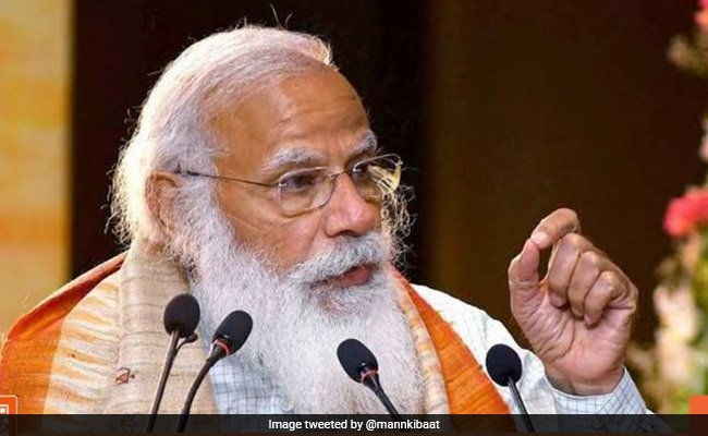 Coronavirus: Don't fall for vaccine rumours, Modi says in 'Mann ki Baat'