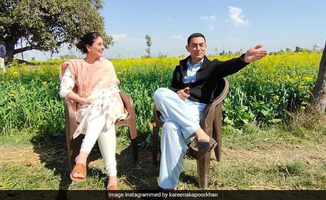 'We Were Dealing With Corona And Kareena:' Aamir Khan On The 'Complications' While Filming Laal Singh Chaddha