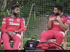 "IPL 2021: Punjab Kings' ""Main Hoon Na"" Twist To Wasim Jaffer's Chat With Shahrukh Khan"