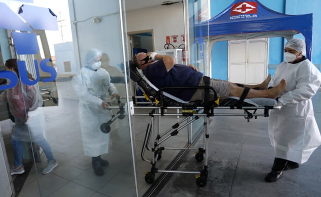 Brazil, Grappling With Third Covid Wave, Crosses Half Million Deaths