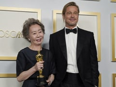 Oscars 2021: Asked What Brad Pitt Smells Like, Youn Yuh-jung Kills It. Her ROFL Reply